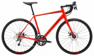 CANNONDALE SYNAPSE DISC TIAGRA  2018