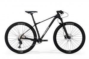 MERIDA BIG NINE LIMITED M 17 CZARNY 2021