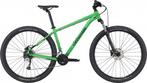 CANNONDALE TRAIL 7 ZIELONY M 2021